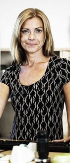 Lena Nitz, Polisförbundets ordförande