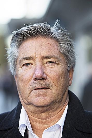 Dag Andersson Foto: Magnus Laupa