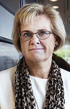 Petra Lundh Foto: Magnus Laupa