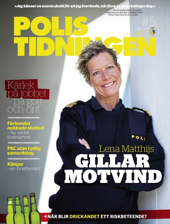 Polistidningen nummer 5 2011