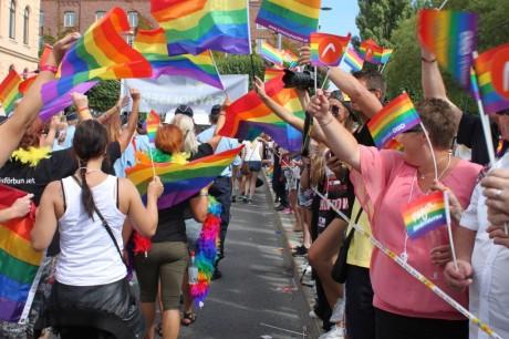 Pride2016 A Vid stadshuset fladder (1024x683)