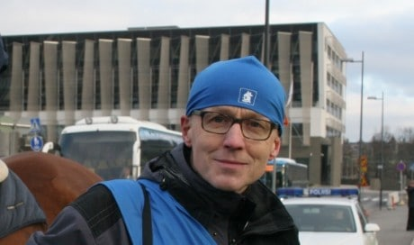 Yrjö Suhonen Foto: Emma Eneström