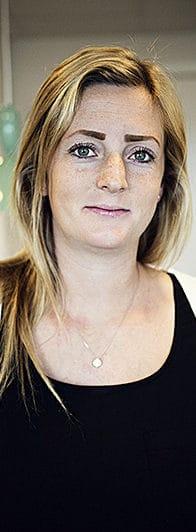 Johanna Lundqvist Foto: Anna-Karin Nilsson