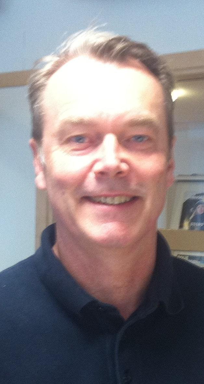 Håkan Jarborg Eriksson. Foto; Eva Schoultz