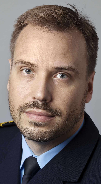Länspolsmästare Håkan Sandahl