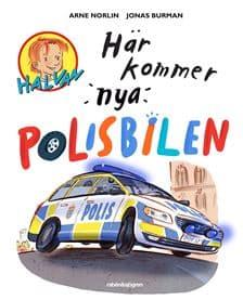 halvan polisbilen boktips