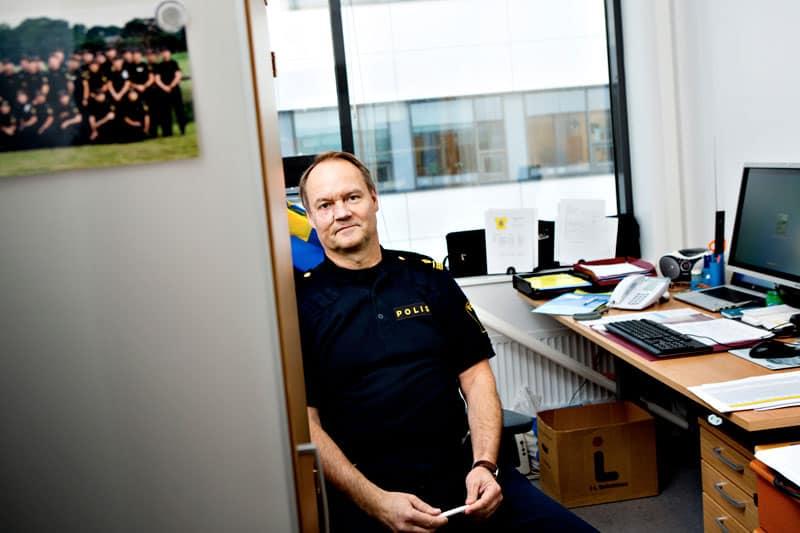 Jan Jönsson. Foto: David Bergström