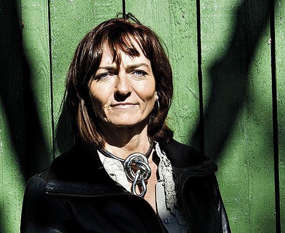 Jeanette Larsson Foto: David Bergström