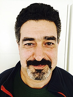 Mehdi Gahzinour