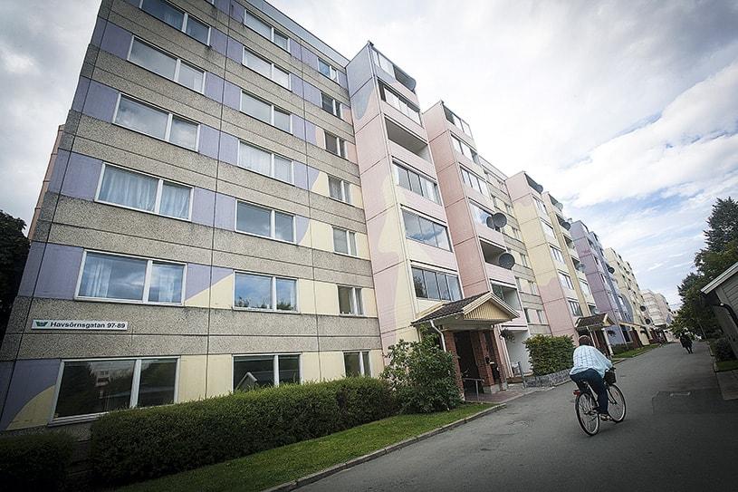 Råslätt i Jönköping. Foto: Siv Öberg
