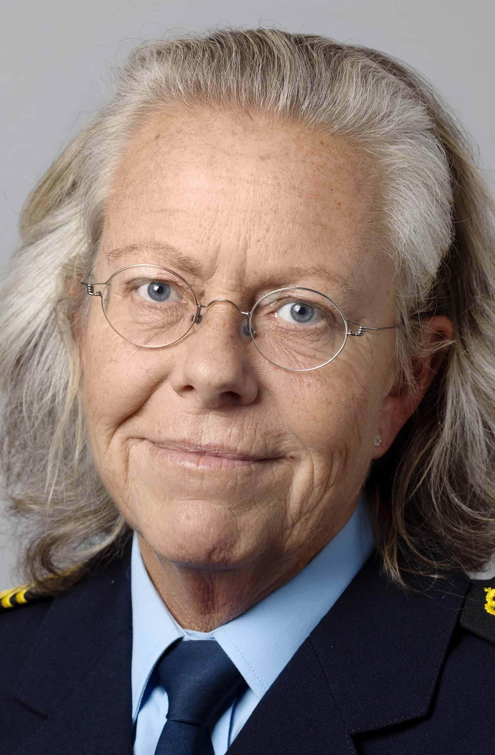 Ulrika Herbst. Foto: Robert Blombäck