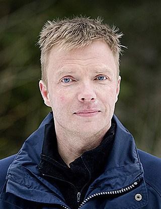 Mats Hallin Foto: Ulf Palm